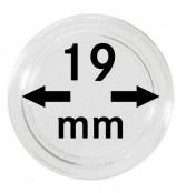 Münz-Kapseln ø 19 mm