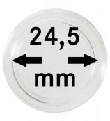 Münz-Kapseln ø 24,5 mm