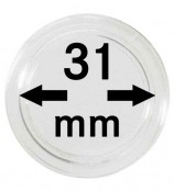 Münz-Kapseln ø 31 mm