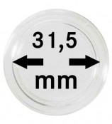 Münz-Kapseln ø 31,5 mm