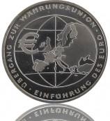 10 Euro Gedenkmünzen