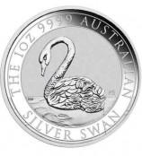 Australien Silber Schwan