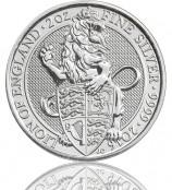Großbritannien The Queen's Beast