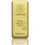 1000 g Goldbarren