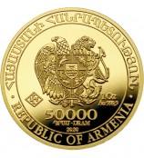 Gold Arche Noah 2020