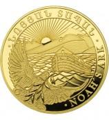 Gold Arche Noah 2021