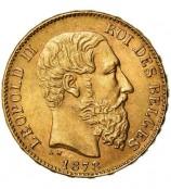 Belgien Francs LMU
