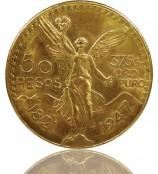 Mexiko Peso Centenario