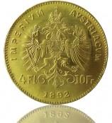 Österreich Gulden Florin LMU