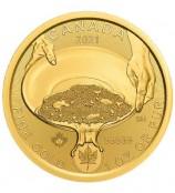 Kanada Klondike-Goldrausch