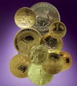 Gold-Münzen
