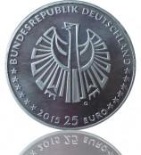 25 Euro Gedenkmünzen