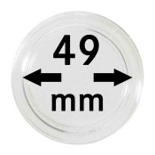 Münz-Kapseln ø 49 mm