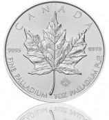 Maple Leaf - Palladium