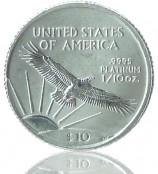 American Eagle - Platin