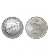 Australien Shark Series Perth Mint