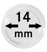 Münz-Kapseln ø 14 mm