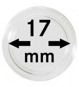 Münz-Kapseln ø 17 mm