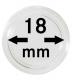 Münz-Kapseln ø 18 mm