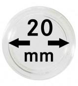 Münz-Kapseln ø 20 mm