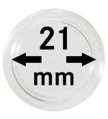 Münz-Kapseln ø 21 mm