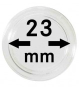 Münz-Kapseln ø 23 mm