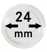 Münz-Kapseln ø 24 mm
