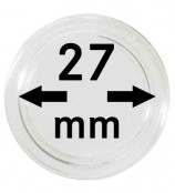 Münz-Kapseln ø 27 mm