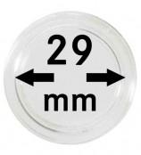 Münz-Kapseln ø 29 mm