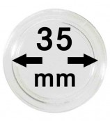 Münz-Kapseln ø 35 mm