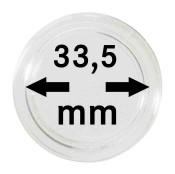 Münz-Kapseln ø 33,5 mm