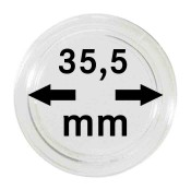 Münz-Kapseln ø 35,5 mm