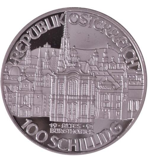 100 Schilling ab 1991