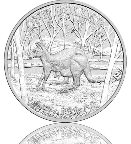 Känguru 1 oz 2016 - RAM