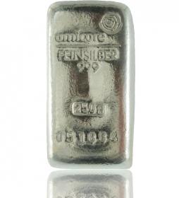Silber-Barren 250 g (LBMA-zertifiziert)