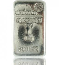 Silber-Barren 500 g (LBMA-zertifiziert)