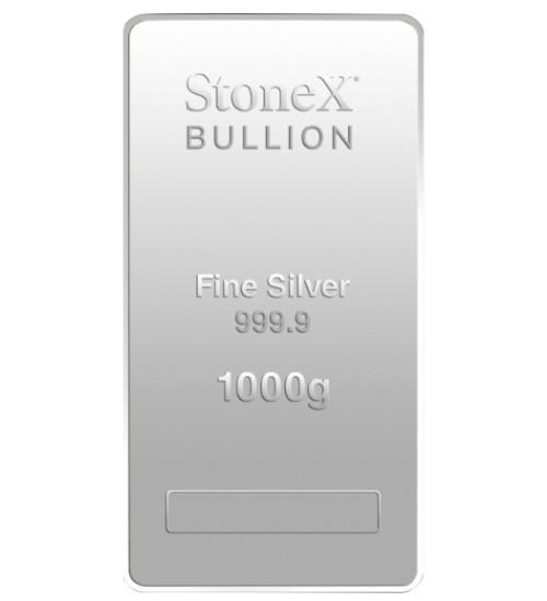 Niue 1000 g STONE X Bullion 2021 Münzbarren LBMA zertifiziert