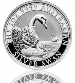 Australian Silber Schwan 1 oz 2020