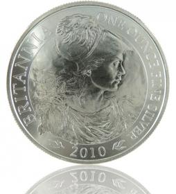 Britannia 1 oz 2010