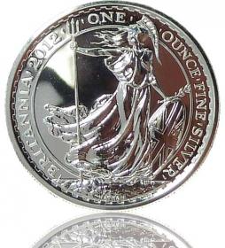 Britannia 1 oz 2012
