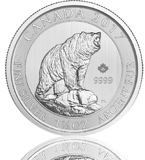 Kanada Grizzly - 1,5 oz 2017