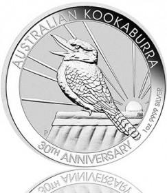 Kookaburra 1 oz 2020