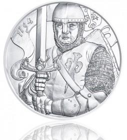 Herzog Leopold V Silber 1 oz 2019