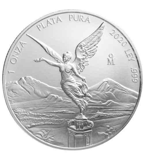 Libertad Silber 1 oz 2020
