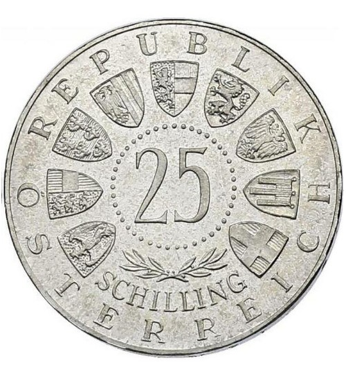 25 Schilling