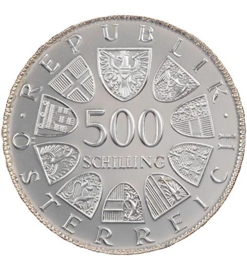 500 Schilling ab 1983