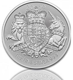 Royal Arms 1 oz Silbermünze 2020