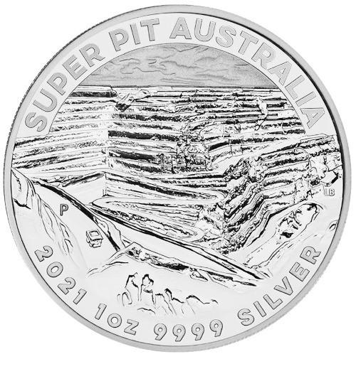 Australian Super Pit 1 oz 2021