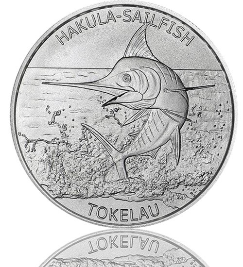 Tokelau Hakula Sailfish Speerfisch 1 oz 2016