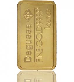 Gold-Barren 1 oz / 31,1 g LBMA-zertifiziert